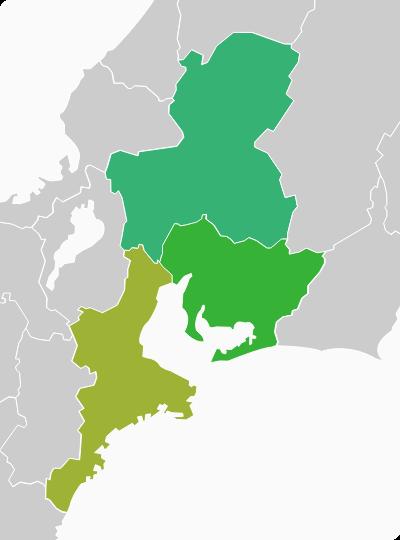 東海マップ