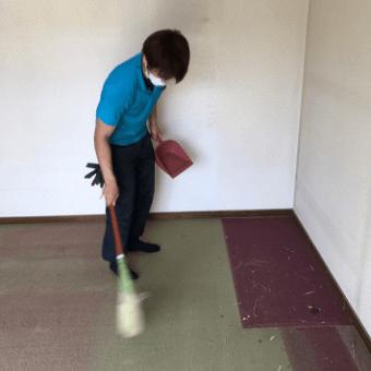 基本清掃(簡易清掃)