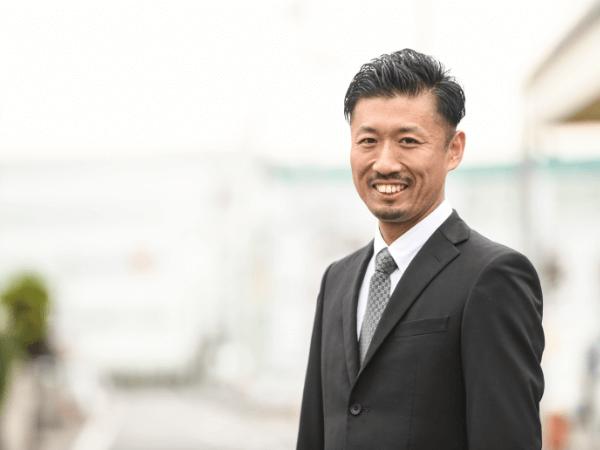 代表取締役 若山 陽一郎
