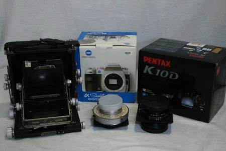 カメラ・レンズ