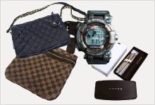 ブランド品・腕時計