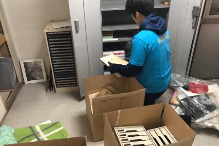 オフィス・店舗・施設・工場・倉庫の不用品回収