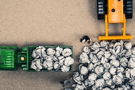 産業廃棄物(産廃)・廃材回収
