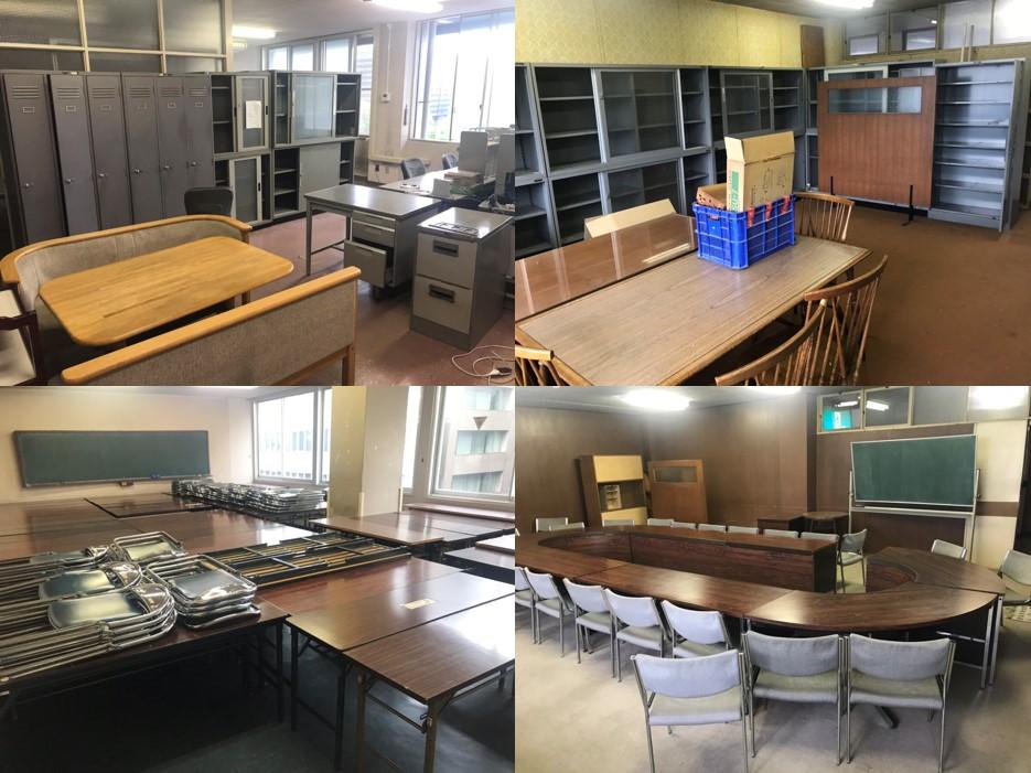 【名古屋市中区 N様】 事務所移転に伴う不用品回収