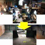 【名古屋市緑区 K様】 戸建て内及び倉庫内の遺品整理